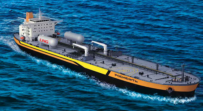 танкер проекта 114К