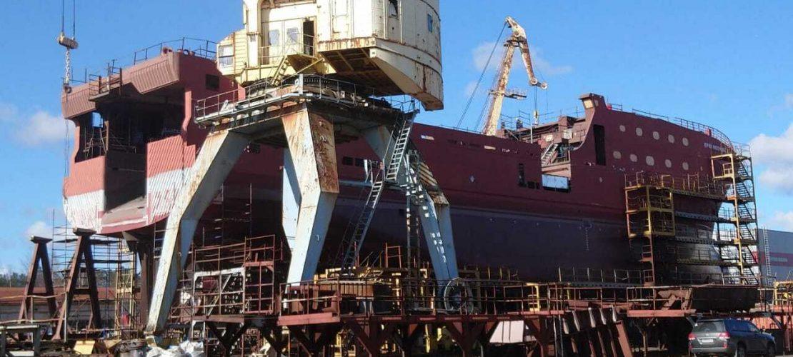 Рыбопромысловое судно проекта KMT02 «Юрий Маточкин» (зав.№ 950)